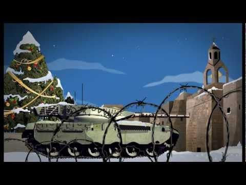 فلسطين تحتفل بالأمل في عيد الميلاد