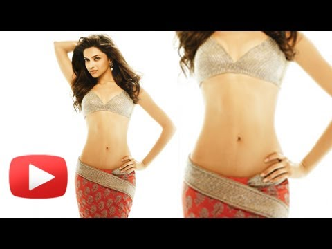 Deepika Padukone Shows Off Her Midriff - HOT Or NOT ?