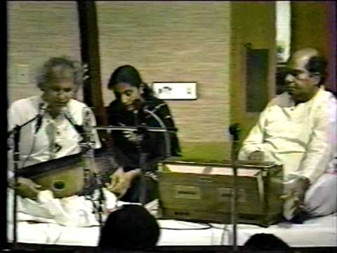 Pandit Jasraj and Ustad Zakir Hussain - 1987 - Darbari