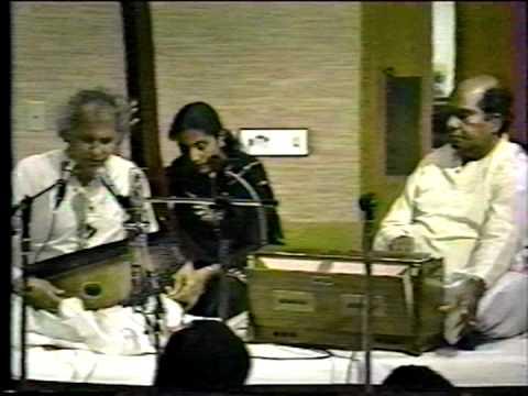 Pandit Jasraj and Ustad Zakir Hussain - 1987 - Darbari