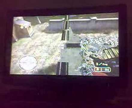 cod 2 glitch  by xx mujahd xx
