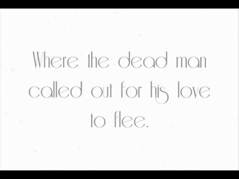 The Hanging Tree - by Sam Cushion and Rachel Macwhirter lyrics
