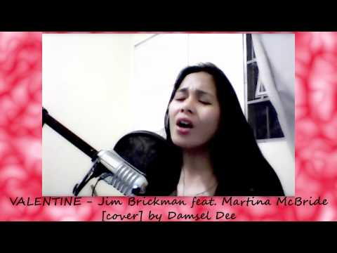 VALENTINE - Jim Brickman feat. Martina McBride [Instrumental cover] by Damsel Dee