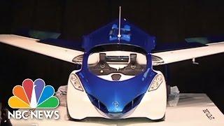 Flying Car To Revolutionize Transportation?   NBC News - NBCNEWS