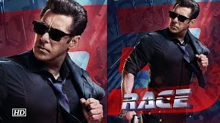 Race 3 | Salman Khan FIRST LOOK as Dashing Sikander - BOLLYWOODCOUNTRY