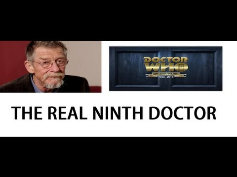 John Hurt is the 9th Doctor! (DW The Name of the doctor, 50th anniversery spoiler)