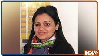 रोहित शेखर हत्याकांड में Delhi Crime Branch ने रोहित की पत्नी अपूर्वा को किया गिरफ्तार - INDIATV