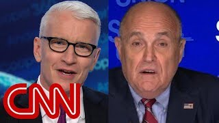 Anderson Cooper: Trump's 'TV lawyer' very good at muddying waters - CNN