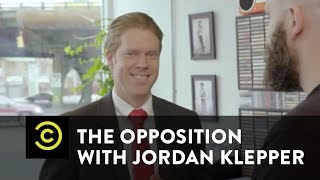 Conservatism Is the New Punk Rock - The Opposition w/ Jordan Klepper - COMEDYCENTRAL