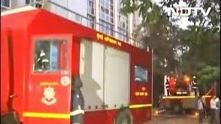 मुंबई के अस्पताल में आग लगने से आठ की मौत - NDTVINDIA