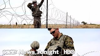 Troop Border Deployments & Trump's Dump: VICE News Tonight Full Episode (HBO) - VICENEWS