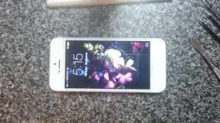 Что делать когда Iphone 5 не включается и не прошивается