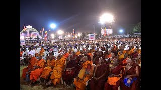 Nagpur: Thousands gather at Deekshabhoomi to mark Dhammachakra Pravartan Day - TIMESOFINDIACHANNEL