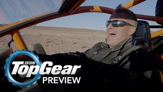 Matt LeBlanc drives the Ariel Nomad - Top Gear: Episode 1 Preview - BBC Two - BBC