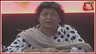 Shocking! Saroj Khan Defends Bollywood Casting Couch; Says It At Least Provides Livelihood - AAJTAKTV