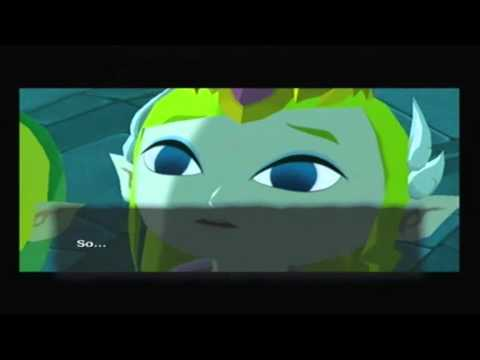 Let's Play TLoZ: The Wind Waker, Part 97 - The Wind... It is Blowing