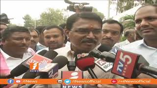 Wanaparthy TRS MLA Niranjan Reddy Says Opposition Parties Need to Lear Lesson From Defeat | iNews - INEWS