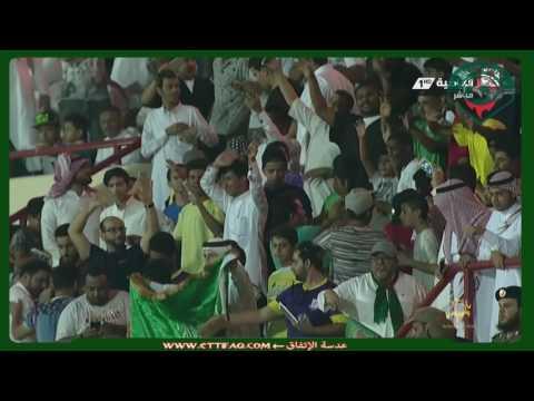 ملخص مباراة الإتفاق السعودي و الصفاقسي التونسي 1-0 - بطولة تبوك الدولية الثانية 2017