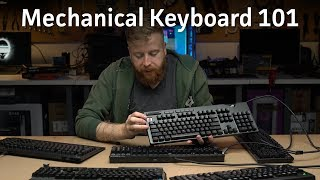 Mechanical keyboards: Everything you need to know - PCWORLDVIDEOS