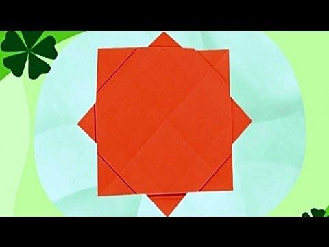 Çocuklar İçin Origami Sun (Öğretici) – Kağıttan Arkadaşlar 22