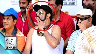 Balakrishna Caught SMOKING In Public | SOCKING | Lehren Telugu - LEHRENTELUGU