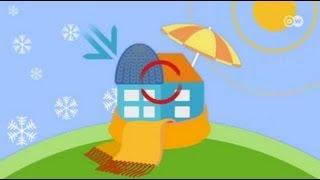 توفير العزل الحراري للمسكن | أفكار عالمية