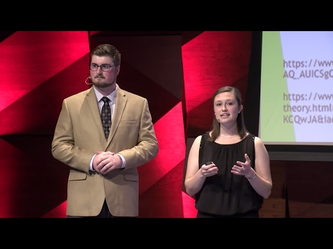 Living with Brain Injuries Taught Us Advocacy | Brandon Kidney Lauren Migliaccio | TEDxCSU
