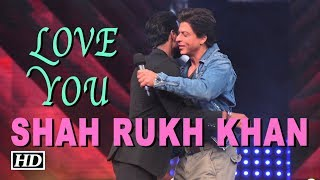 Fan Moment for Director Remo D'Souza When SRK hugged him - IANSINDIA