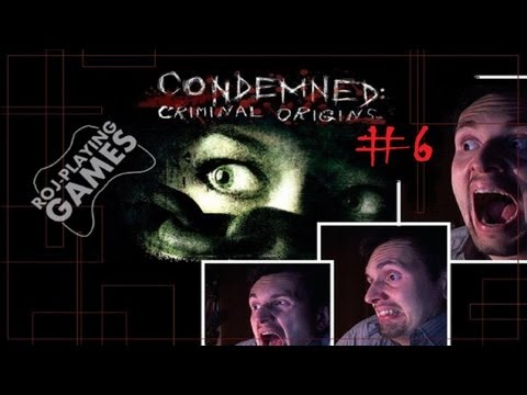 Hobo with a Shotgun! - CONDEMNED: Criminal Origin #6 (Roj-Playing Games!) 18+