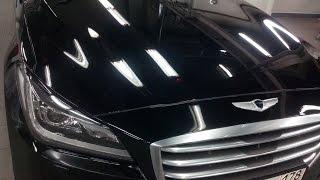 Корейский MERCEDES за 3000000 руб HYUNDAI GENESIS?! Что скажет нищий об автомобиле премиум-класса?