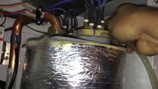 Как установить электрический котёл