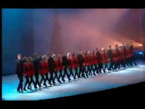 Irish Tap Dancing Best show in 2007 Riverdance