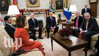 Trump meets with Pelosi, Schumer - WASHINGTONPOST