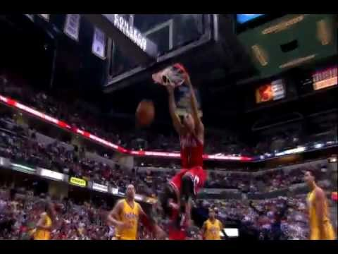 Best NBA Dunks & Highlights HD  2011-2012 (regular season part1)