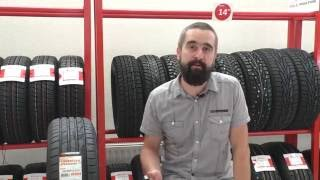 Новинка! Летняя шина Hankook K125 Ventus Prime 3 - весна-лето 2016-2017