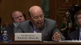 Lawmakers Grill Commerce Secretary Over Escalating Trade Battles - VOAVIDEO