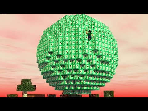 Minecraft - BOLA DE LUCKY BLOCK DIAMANTE!! - NOVO MINI GAME PVP!