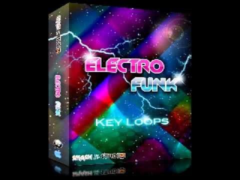 Smash up the Studio - Key Loops - Electro Funk