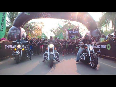 The Music Run™ by Intiland, Jakarta 2015