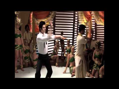 Shahrukh Khan learns Bharatnatyam for Chammak Challo - EXCLUSIVE