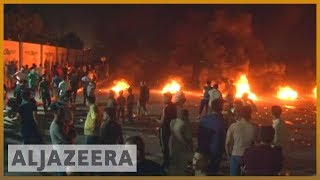 🇮🇶 Iraqi security forces on high alert as protests spread | Al Jazeera English - ALJAZEERAENGLISH