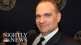 Harvey Weinstein Resigns From Weinstein Company Board | NBC Nightly News - NBCNEWS