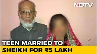 Hyderabad Girl, 16, Married To 65-Year-Old Oman National For Rs. 5 Lakh - NDTV