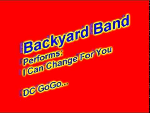 Backyard Band-I Can Change.mpg