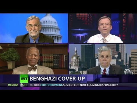 CrossTalk: Benghazi Cover-up