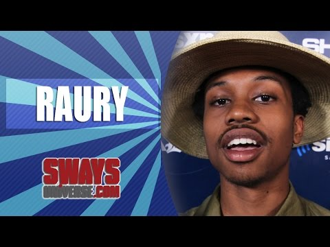 Raury - Raury Freestyles On Sway In The Morning Show