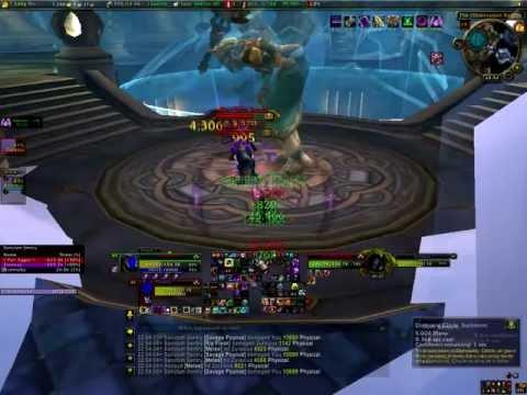 Warlock solo Auriaya (Ulduar10)