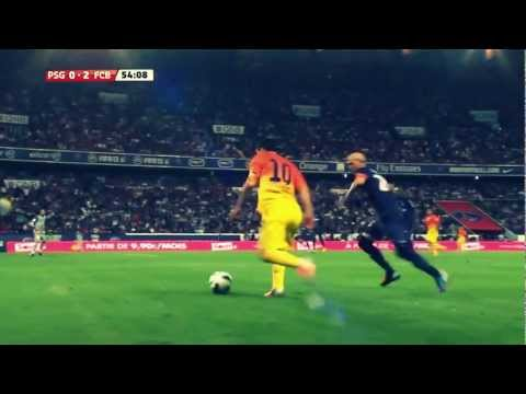 Lionel Messi - Dribles And Goals 2012-2013