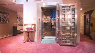 بالفيديو: أمريكية تشتري مصرفاً لتحوله إلى منزل أحلامها