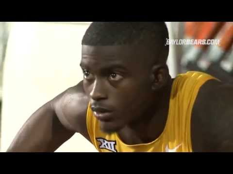Baylor Track & Field: From College to the Pros with Trayvon Bromell